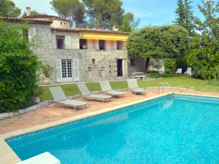 5 bedroom Villa in St Paul De Vence, Cote D Azur, France : ref 2232731, St-Paul de Vence