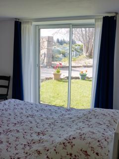 Chambre n°1 REZ  160x200cm