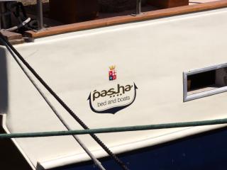 Bed & Boat sul Pascha a Marzamemi/Cabina Tripla