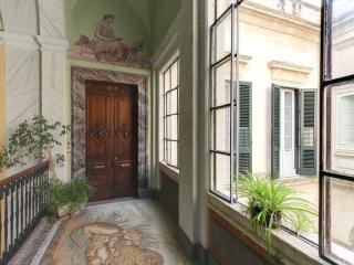 L'elegante Palazzo Pio