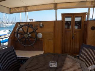 Bed & Boat sul Pascha a Marzamemi/Cabina Dracut