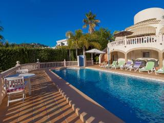 Villa in Moraira, Alicante, Costa Blanca, Spain, La Llobella