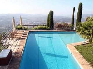4 bedroom Villa in Grasse, Grasse, France : ref 2244690