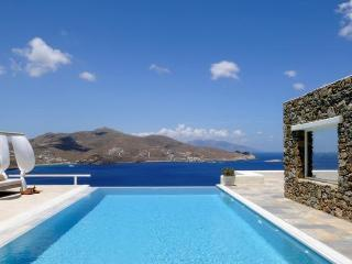 Villa in Mykonos, Cyclades Islands, Greece, Ftelia