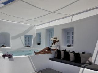 Villa in Santorini, Cyclades Islands, Greece, Megalokhorion