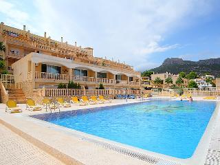 1 bedroom Apartment in Calpe, Valencia, Spain : ref 5044695