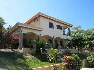 Casa de Mojo- beautiful ocean view house on the Number 1 beach in Costa Rica, Playa Conchal