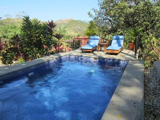 Casa de Mojo- beautiful ocean view house on the Number 1 beach in Costa Rica