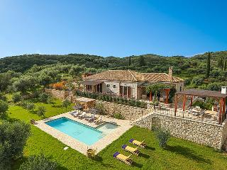 Villa in Ropa valley, Corfu, Greece, Giannades
