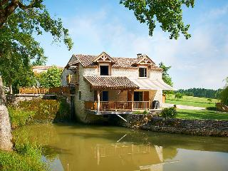 Villa in Villeneuve sur Lot, Dordogne-Lot&Garonne, France, Monflanquin