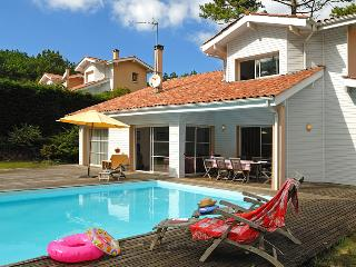 3 bedroom Villa in Moliets, Aquitaine, France : ref 2255464