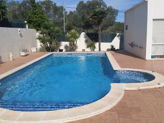 Fabulous Detached Villa, Private Pool, peaceful, San Miguel de Salinas