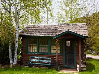 Secluded Studio Cabin on Roaring Fork River – Gold Medal Fishing, Snowmass