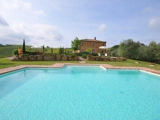 Villa in Montefollonico, Tuscany, Italy, Petroio