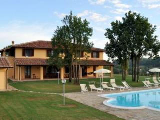 9 bedroom Villa in Terricciola, Tuscany, Italy : ref 2265951