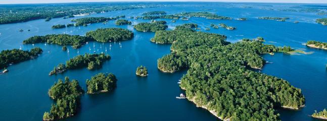 1000 îles, Ontario