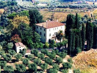 Villa in San Concordio Di Moriano, Tuscany, Italy, San Michele di Moriano
