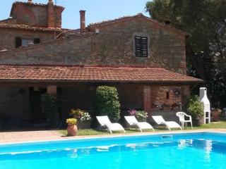 6 bedroom Villa in Campogialli, Tuscany, Italy : ref 2268111, Loro Ciuffenna