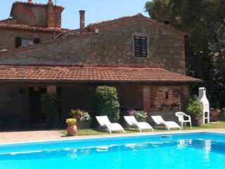 6 bedroom Villa in Campogialli, Tuscany, Italy : ref 5477264