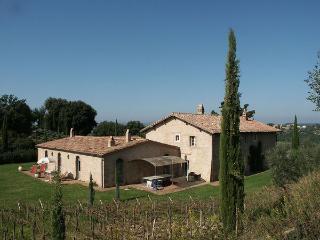 Villa in Camigliano, Tuscany, Italy, Poggio alle Mura