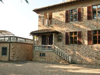 Villa in Corti, Tuscany, Italy, Casole