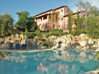 5 bedroom Villa in Borgo San Lorenzo, Tuscany, Italy : ref 5477341