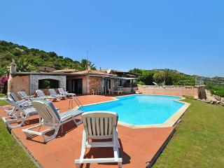 Villa in Arzachena, Sardinia, Italy, Abbiadori