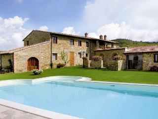 8 bedroom Villa in Armaiolo, Tuscany, Italy : ref 5476984