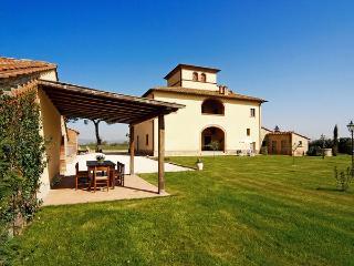 6 bedroom Villa in Sant'Angiolo, Tuscany, Italy : ref 5477629