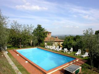 11 bedroom Villa in Montevarchi, Tuscany, Italy : ref 5477622