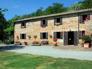 7 bedroom Villa in Celle sul Rigo, Tuscany, Italy : ref 5477662