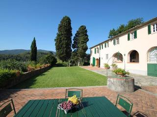 5 bedroom Apartment in Cantagrillo-Casalguidi, Tuscany, Italy : ref 2269985
