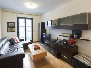 Spacious San Marcos apartment in Chueca with WiFi, airconditioning, balkon