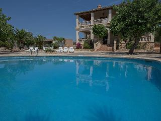 5 bedroom Villa in Son Carrio, Mallorca, Mallorca : ref 2284917, Sa Coma