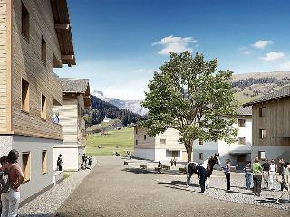 Apartment in Breil, Surselva, Switzerland, Breil/Brigels