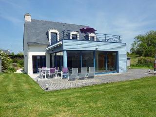 Villa in Moelan-Sur-Mer, Brittany, France, Clohars-Carnoet