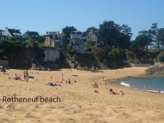 3 bedroom Villa in Saint Malo, Brittany, France : ref 2291533, Saint-Coulomb