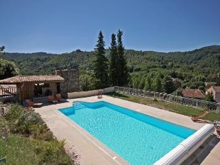 Villa in Lalevade, Provence, France, Jaujac