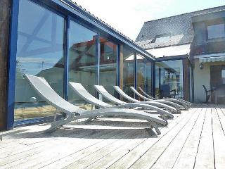 6 bedroom Villa in Kersolf, Brittany, France : ref 2291543, Port-Manech