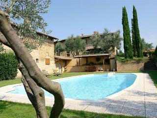 Villa in Florence, Near San Gimignano, Tuscany, Italy, Ulignano
