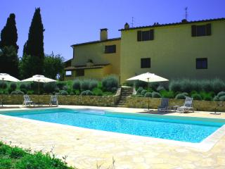 3 bedroom Apartment in San Sano, Chianti, Tuscany, Italy : ref 2386740