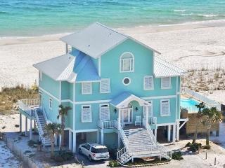 Gorgeous 'Life O'Reilly' Beachfront 7BD and Private Pool, Gulf Shores