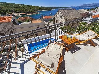 Villa in Brac Povlja, Central Dalmatia Islands, Croatia, Selce