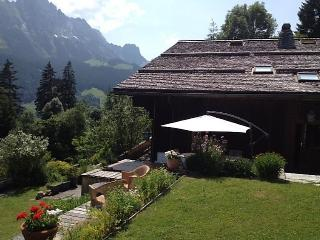 Apartment in Rougemont, Alpes Vaudoises, Switzerland
