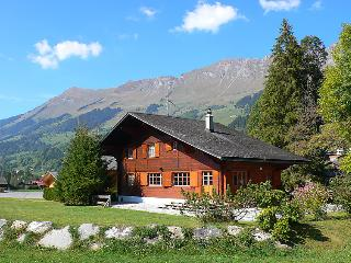 Villa in Les Diablerets, Alpes Vaudoises, Switzerland