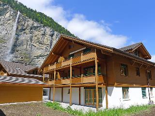 3 bedroom Apartment in Lauterbrunnen, Bernese Oberland, Switzerland : ref 2297322