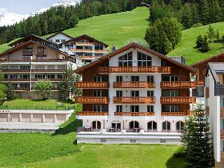 Apartment in Leukerbad, Valais, Switzerland