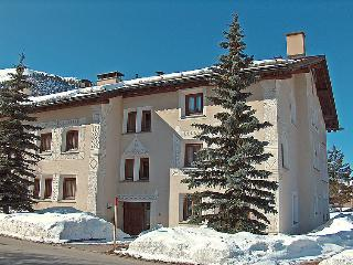 4 bedroom Apartment in La Punt-Chamues-ch, Canton Grisons, Switzerland : ref