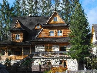5 bedroom Villa in Zakopane, Tatras, Poland : ref 2300212