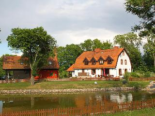 6 bedroom Villa in Grunwald, Mazury, Poland : ref 2300111